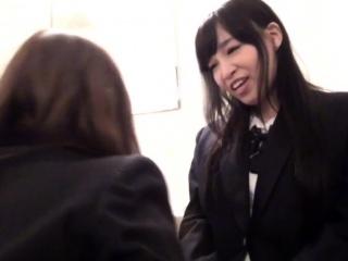 Uniformed japanese girlhood