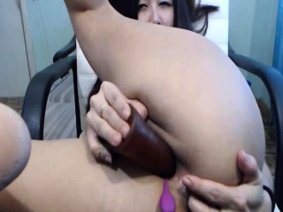Asian Siren Strips Away And Blows Gratefully Tolerate