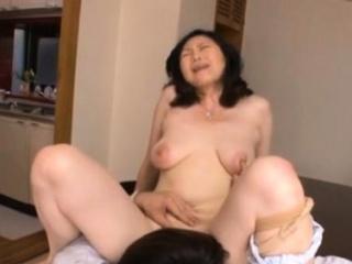 Buddy bangs busty mature nipponese Maya Sawamura